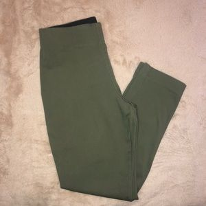 Old navy, high waisted ankle pants
